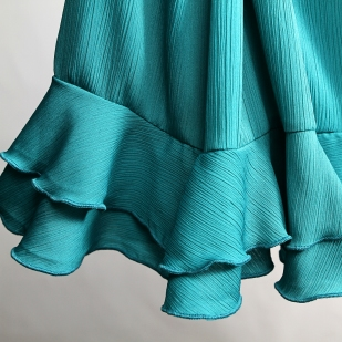 womens-dresses-pink-cattlelac-pc019-ryn-turquoise-strap-embellished-4