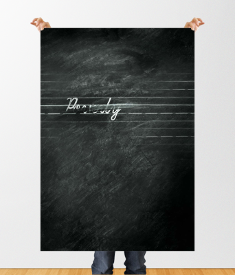 Rachel Oglesby Poster Design Power vs Poverty