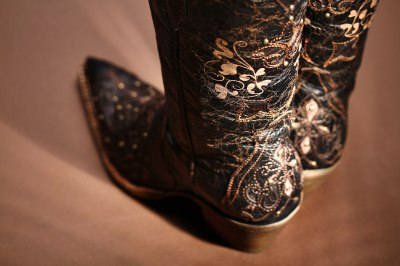 Rachel Oglesby Photography Valentine's Boots 1